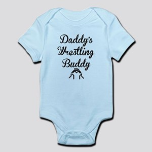 Daddys Wrestling Buddy Body Suit